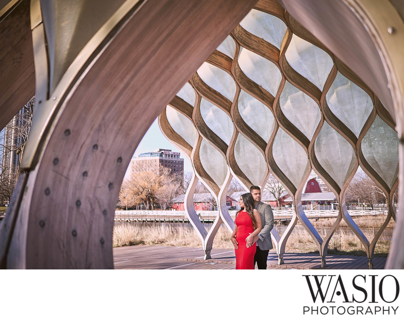 Chicago Best Engagement Photo Locations