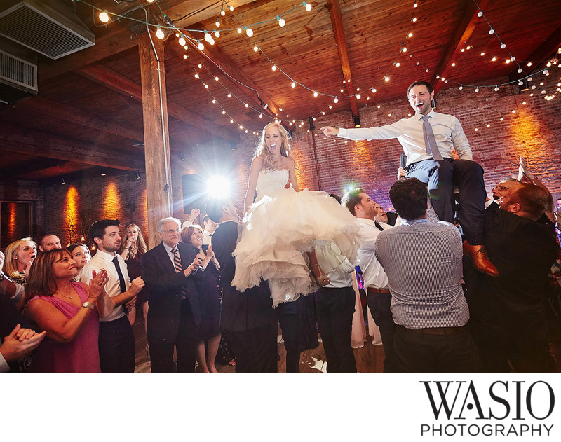 Gallery 1028, Chicago Wedding