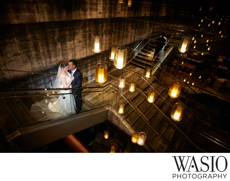 Renaissance Chicago Hotel Wedding