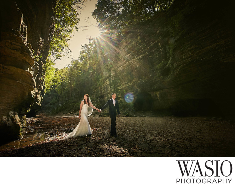 Starved Rock State Park Wedding