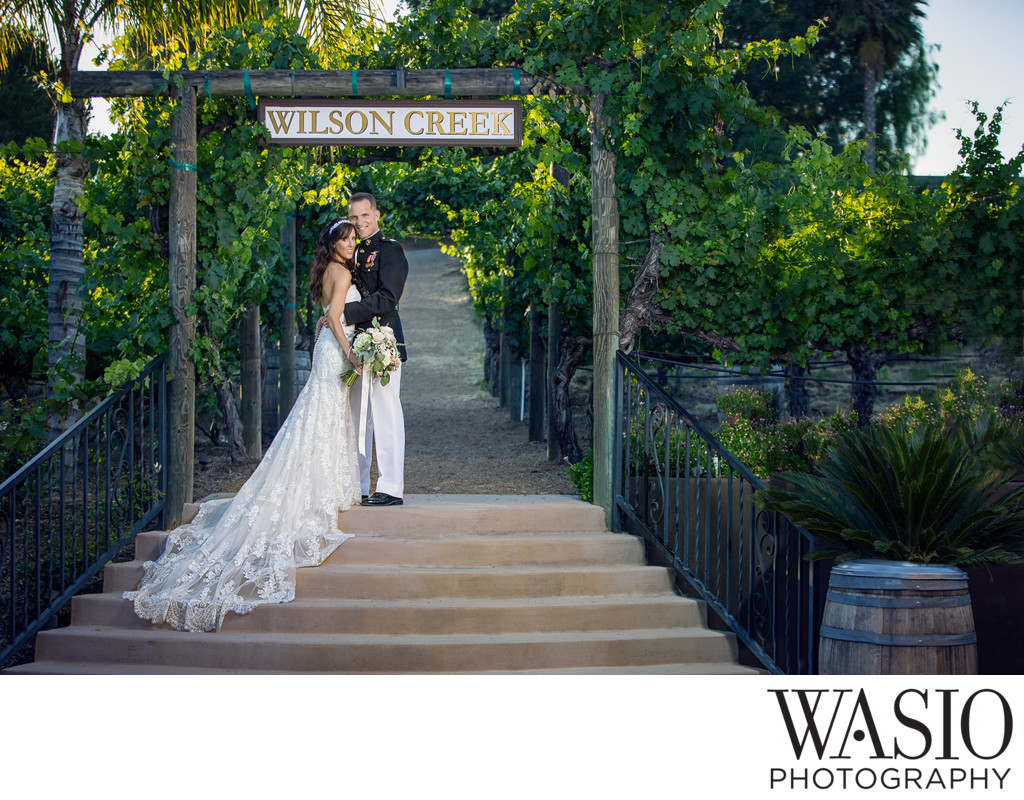 Wilson Creek Winery Wedding