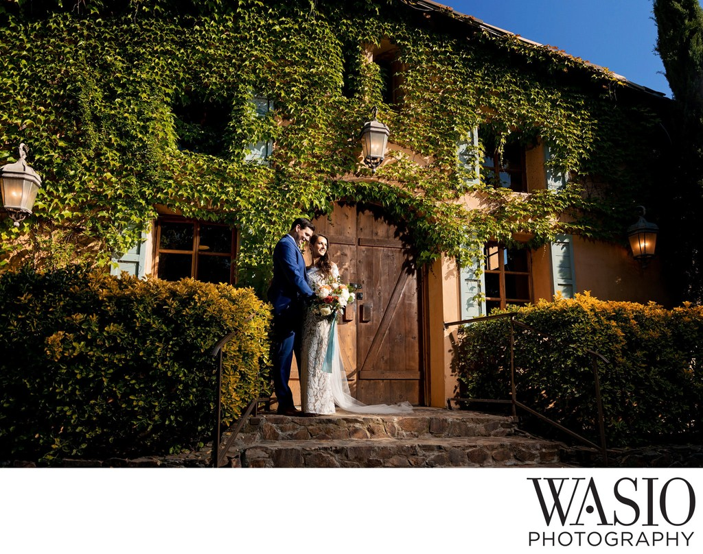 Milagro Winery Wedding