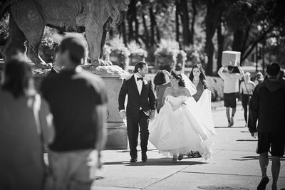 Photojournalistic Wedding Photography, Chicago