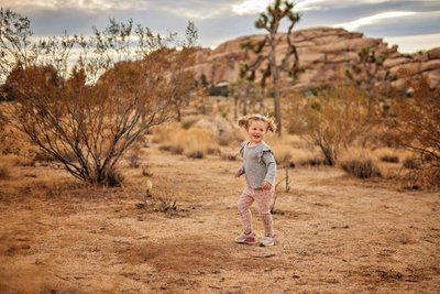 Joshua Tree National Park Fun Family