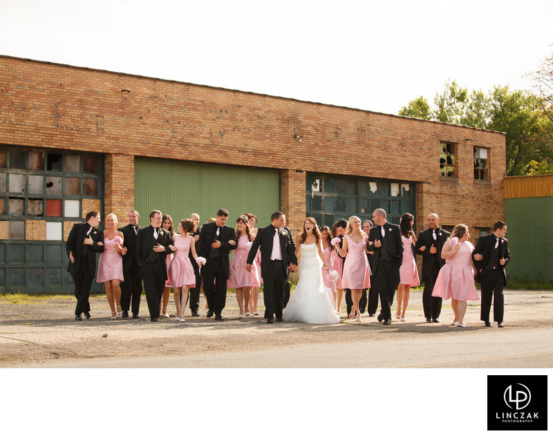 cleveland bridal party