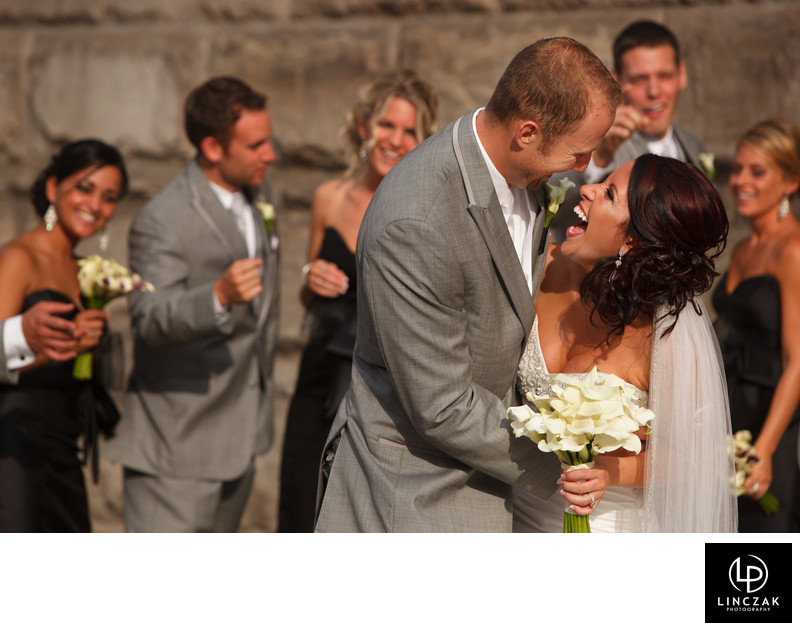 downtown cleveland weddings