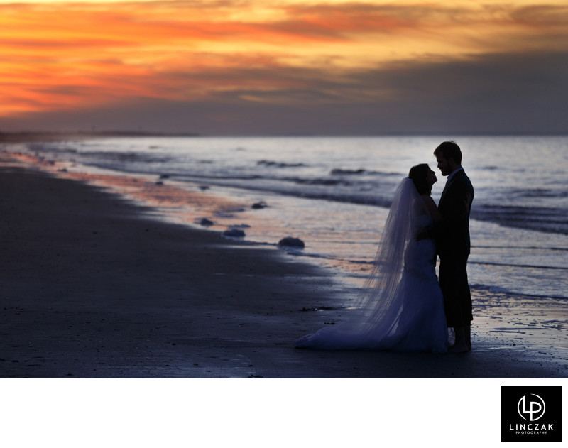 mentor headlands beach wedding