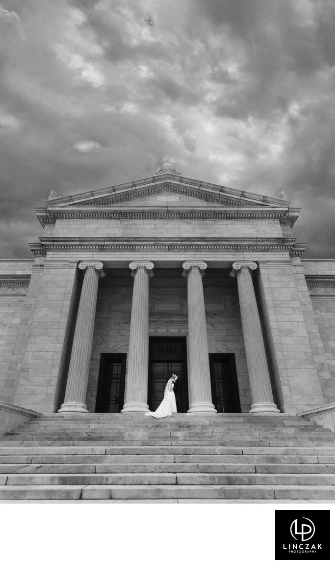 cleveland museum of art wedding