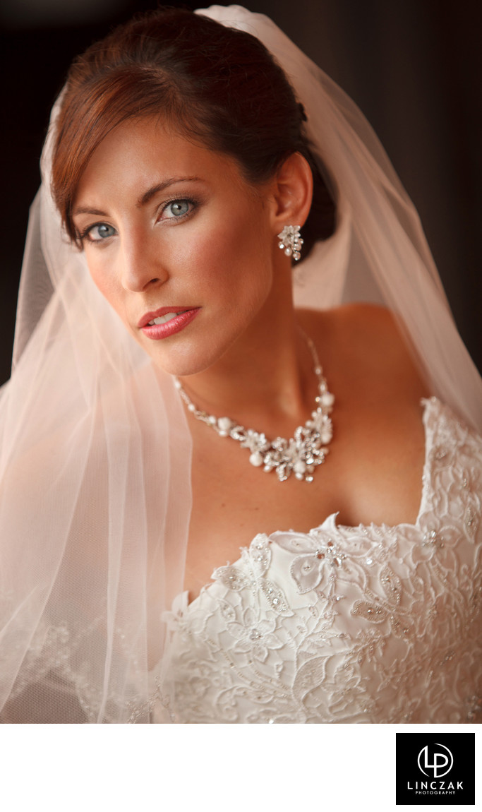 beautiful bride in cleveland