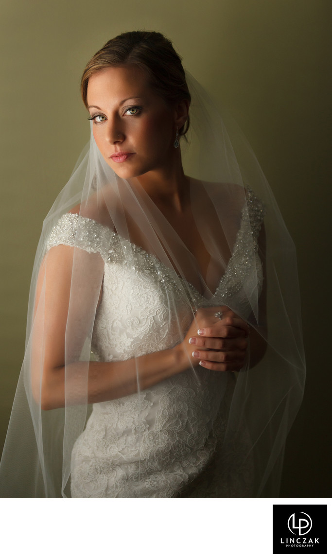 gorgeous bride in cleveland