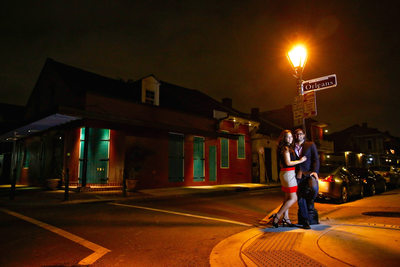 NEW ORLEANS ENGAGEMENT PORTRAIT-DESTINATION PORTRAIT