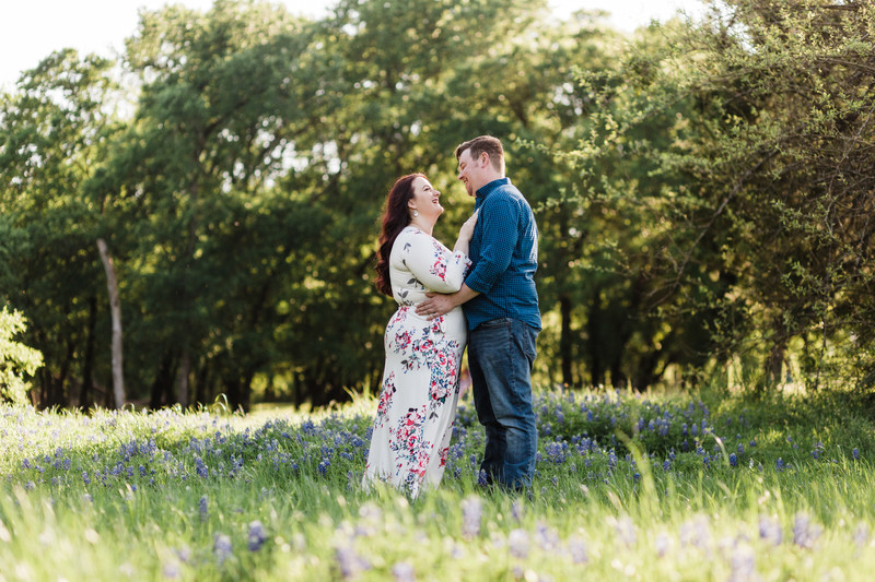 Bluebonnet Couples Photos
