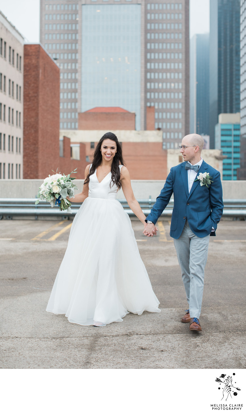 Room on Main Dallas Wedding