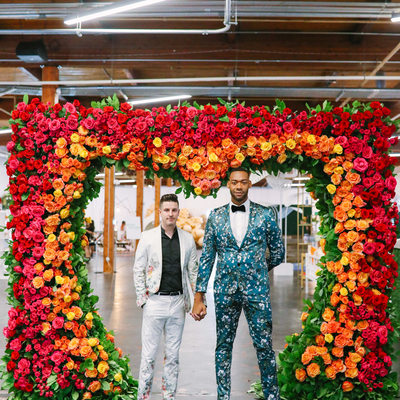 Dallas Gay Wedding Photographer