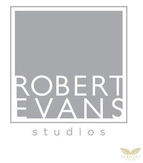Celebrity wedding photography Robert Evans logo