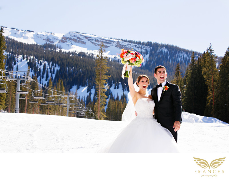 Aspen Wedding Photographer Snowmass Village Colorado