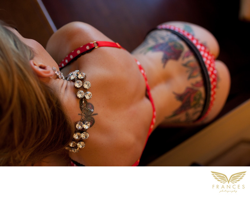 Beautiful body art Denver boudoir pictures