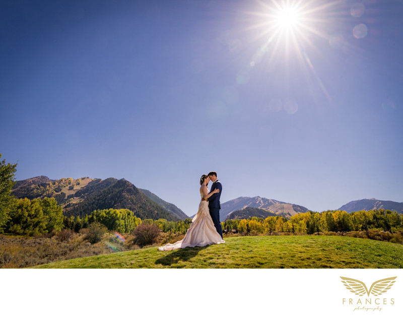 Aspen Colorado wedding photographer Rocky Mountains