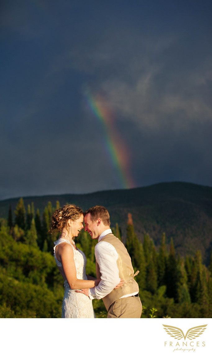 steamboat springs Colorado mountain wedding photography