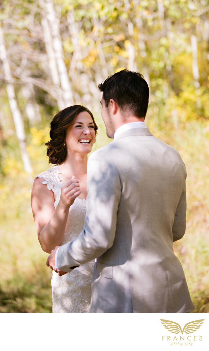 Colorado Wedding Photographers in Beaver Creek
