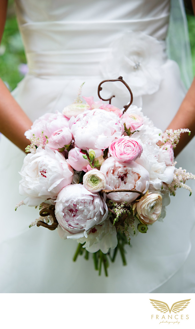Bridal bouquet wedding photography Boulder Colorado