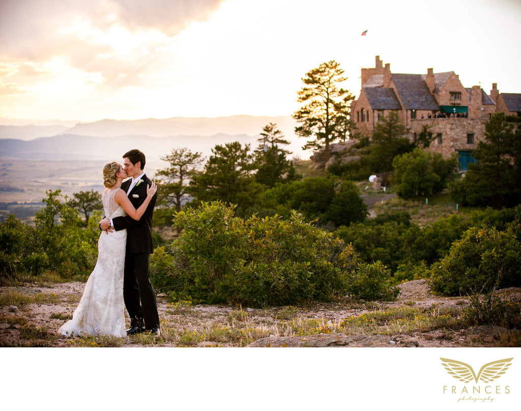 Cherokee Ranch Castle wedding photographer