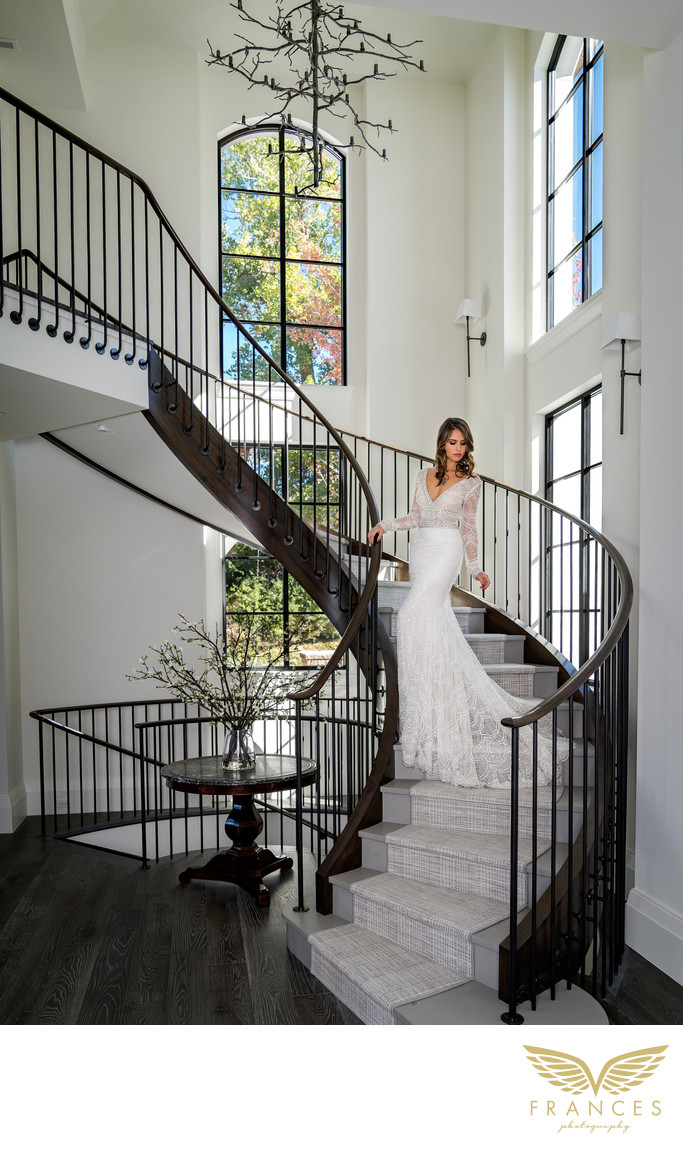 Denver fashion photographer Gary Magness residence