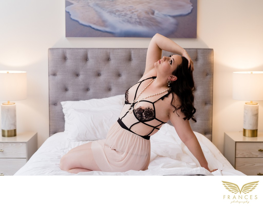 Plus Size Boudoir Photography Denver Colorado
