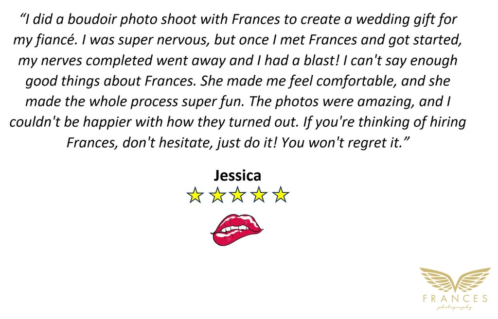 Boudoir Photo Shoot Review