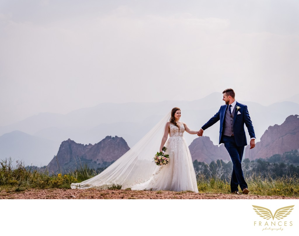 Garden of the Gods Wedding Photos