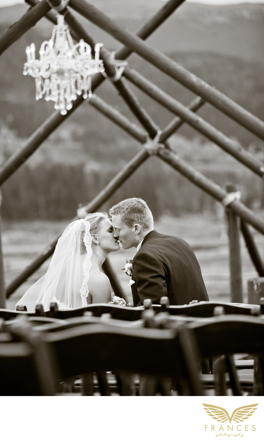 Devils Thumb Ranch Wedding Photos Colorado Photographer