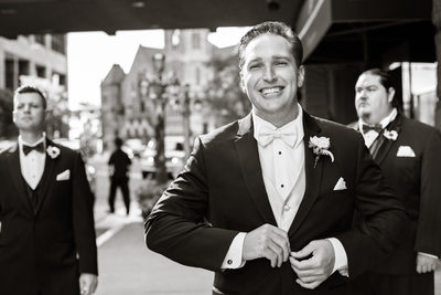 Denver Wedding Photographer Brown Palace Hotel Colorado