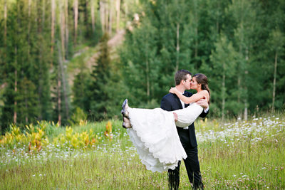 Colorado Mountain Wedding Photography Beano's Cabin