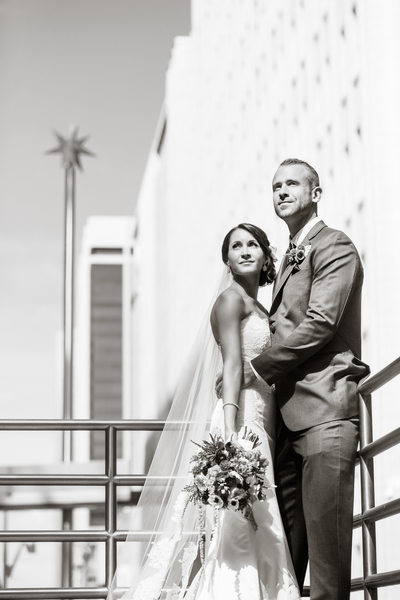 Top Denver Wedding Photographer Center Performing Arts