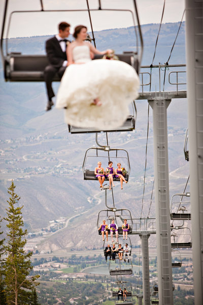 Colorado Mountain Wedding Photographers Beaver Creek