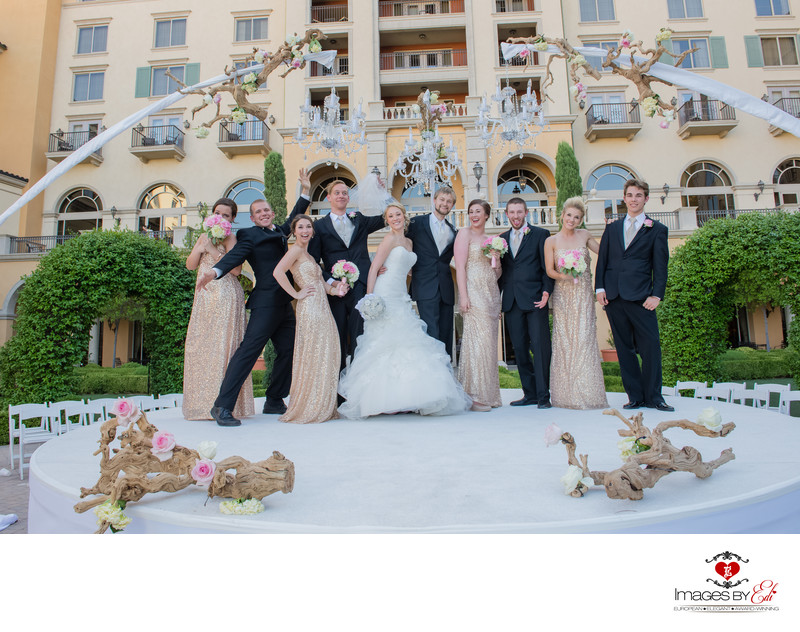 Hiltom Lake Las Vegas Wedding Photographer