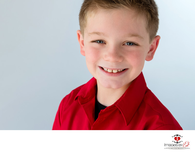 Best Las Vegas Children Headshot Photographer