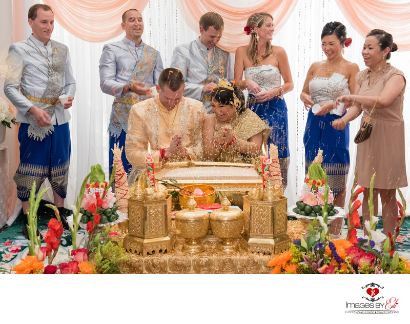 Cambodian ( Khmer) Wedding  Photographer in California