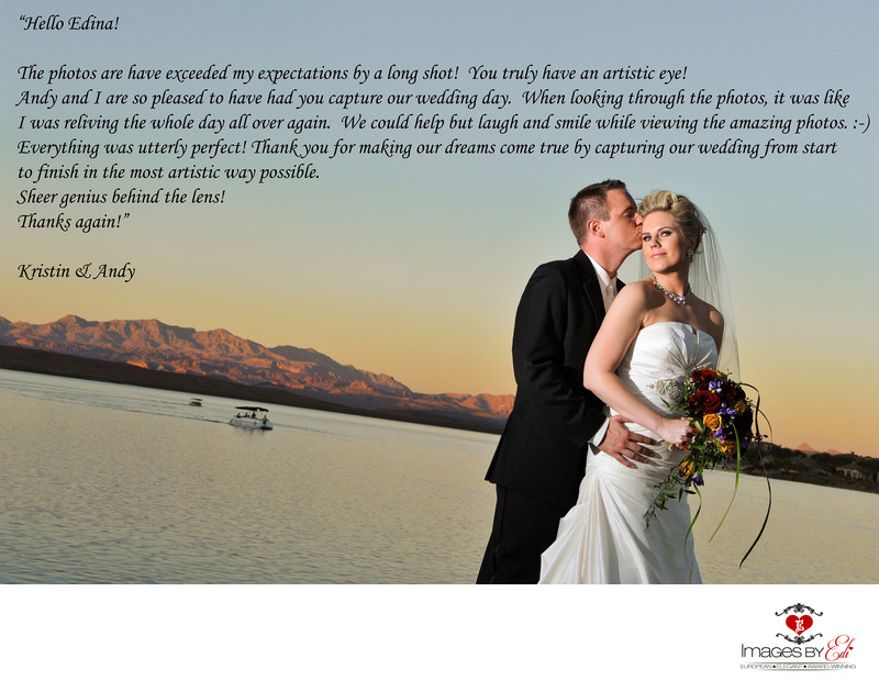Las Vegas Wedding Photographer review