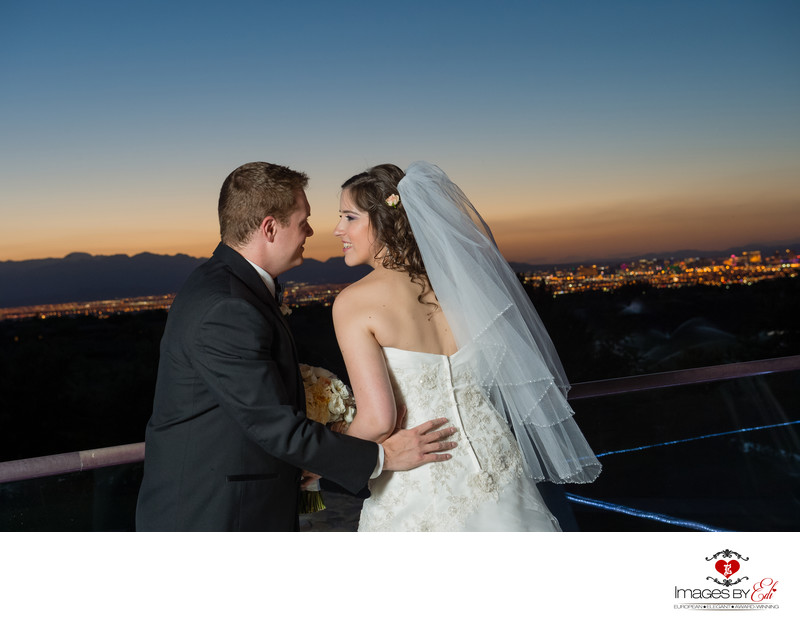 Anthem Country Club Las Vegas Wedding Photography