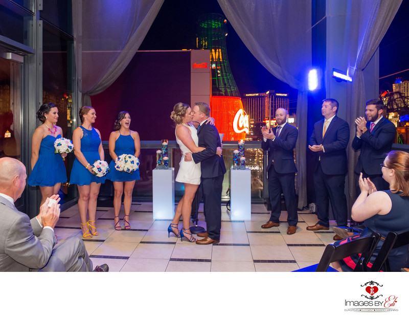 Hard Rock Cafe Wedding ceremony Photographer