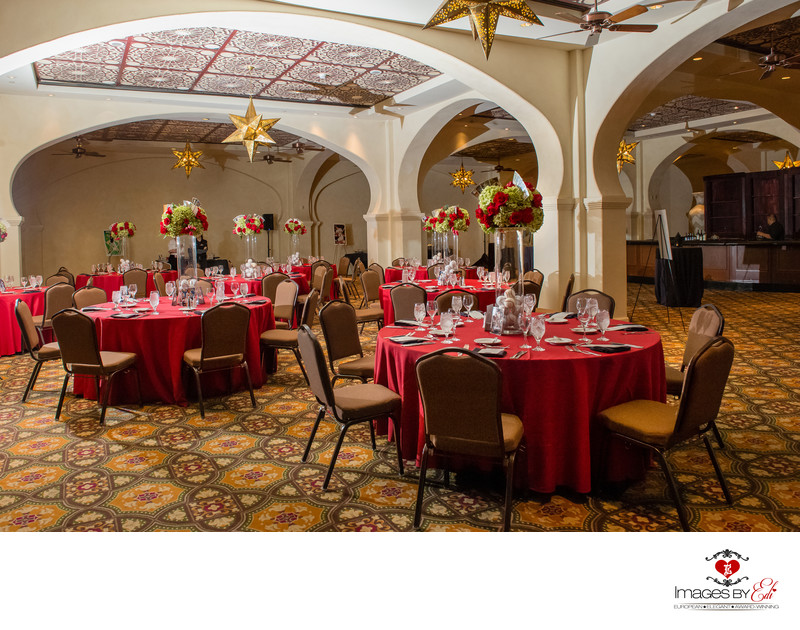 Top Las Vegas event decor photographer
