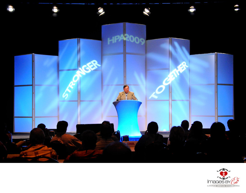 Las Vegas keynote speaker photography