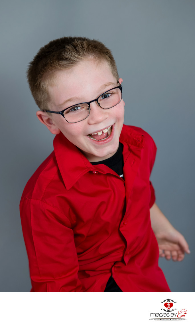 Top Las Vegas Children Headshot Photographer
