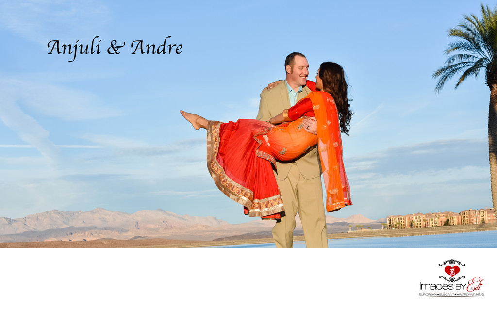 Westin Lake Las Vegas Wedding Album., photography by Images by EDI, Las Vegas Wedding Photographer