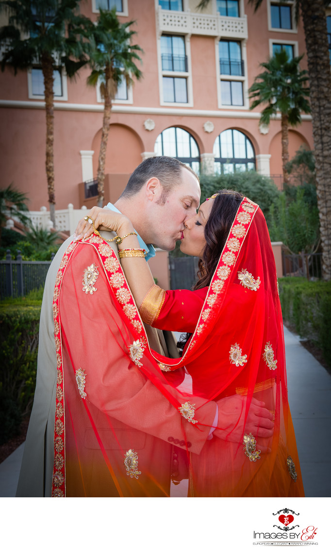 Westin Lake Las Vegas Indian Multicultural Wedding Photographer