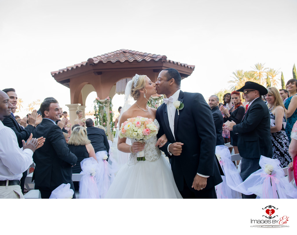 Westin Lake Las Vegas Wedding Ceremony Photographer