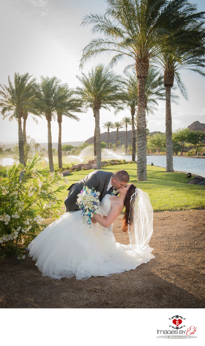 Lake Las Vegas Wedding photographer
