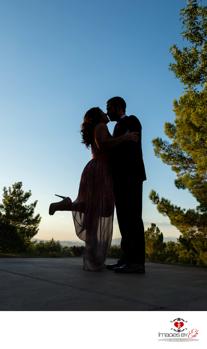 Anthem Country Club Las Vegas Engagement Photographer