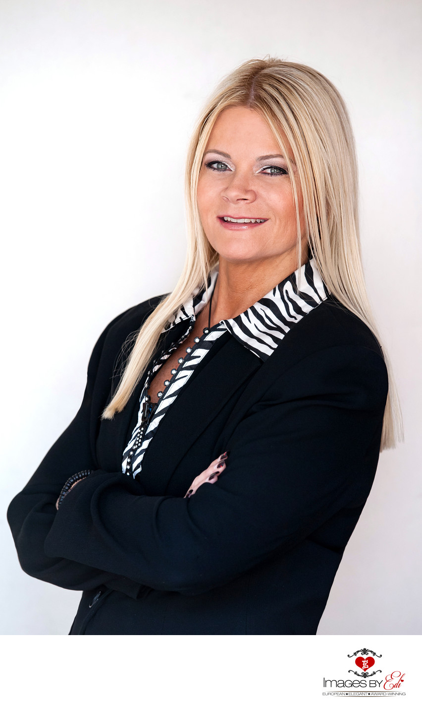 Top Las Vegas Real Estate Headshot Photographer